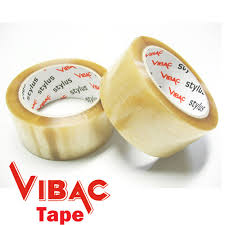 Quality clear tape 50mm x 66m